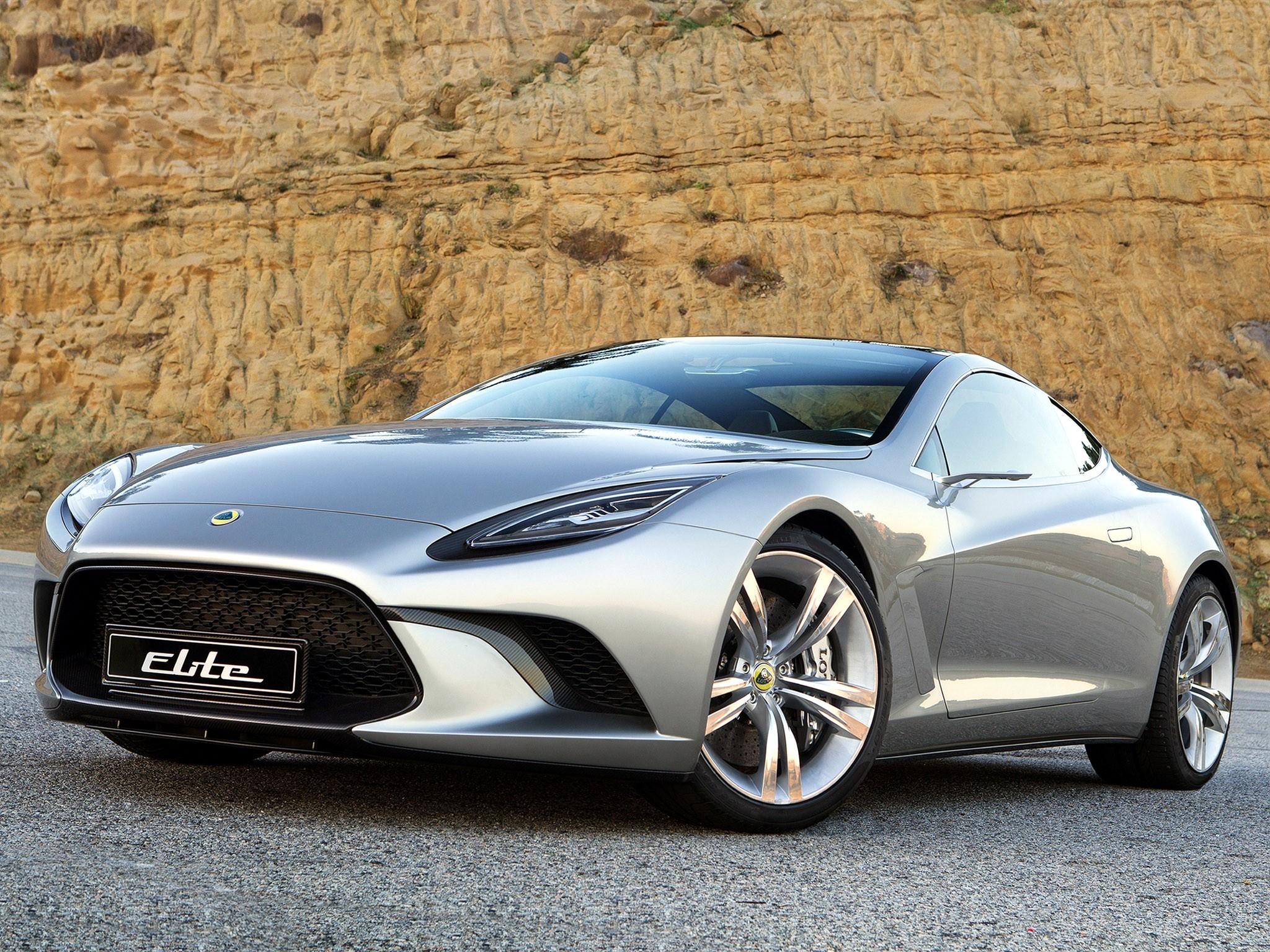 2010 Lotus Elite Concept