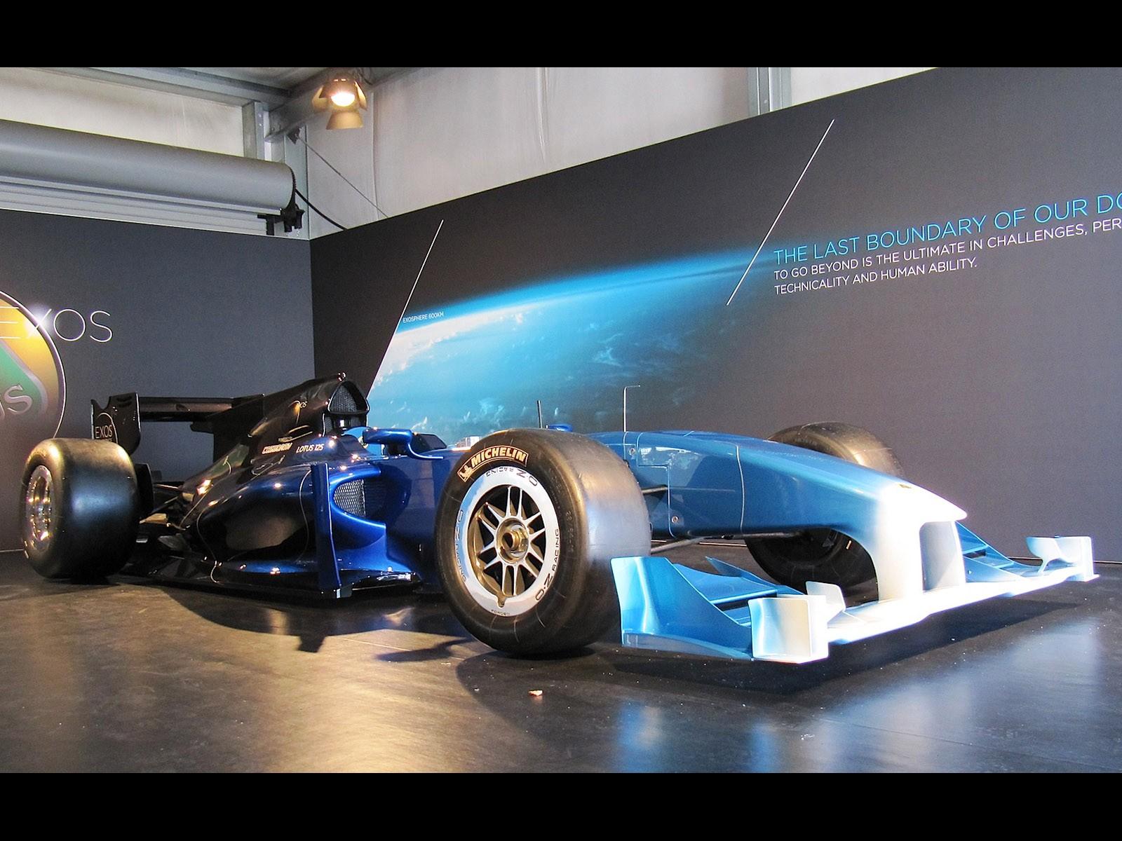 2010 Lotus Exos T125