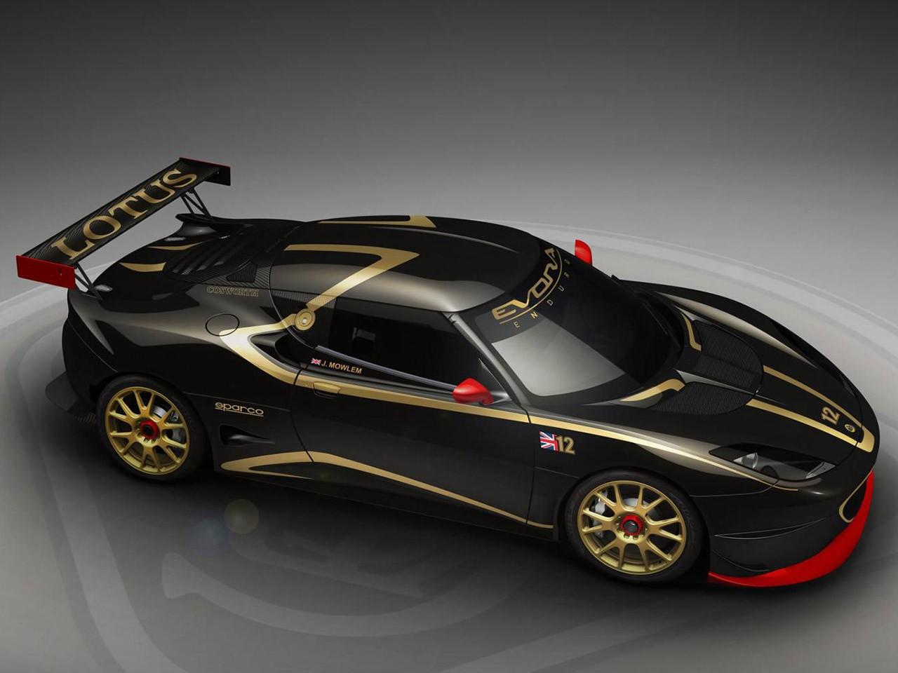 2011 Lotus Evora Enduro GT Concept