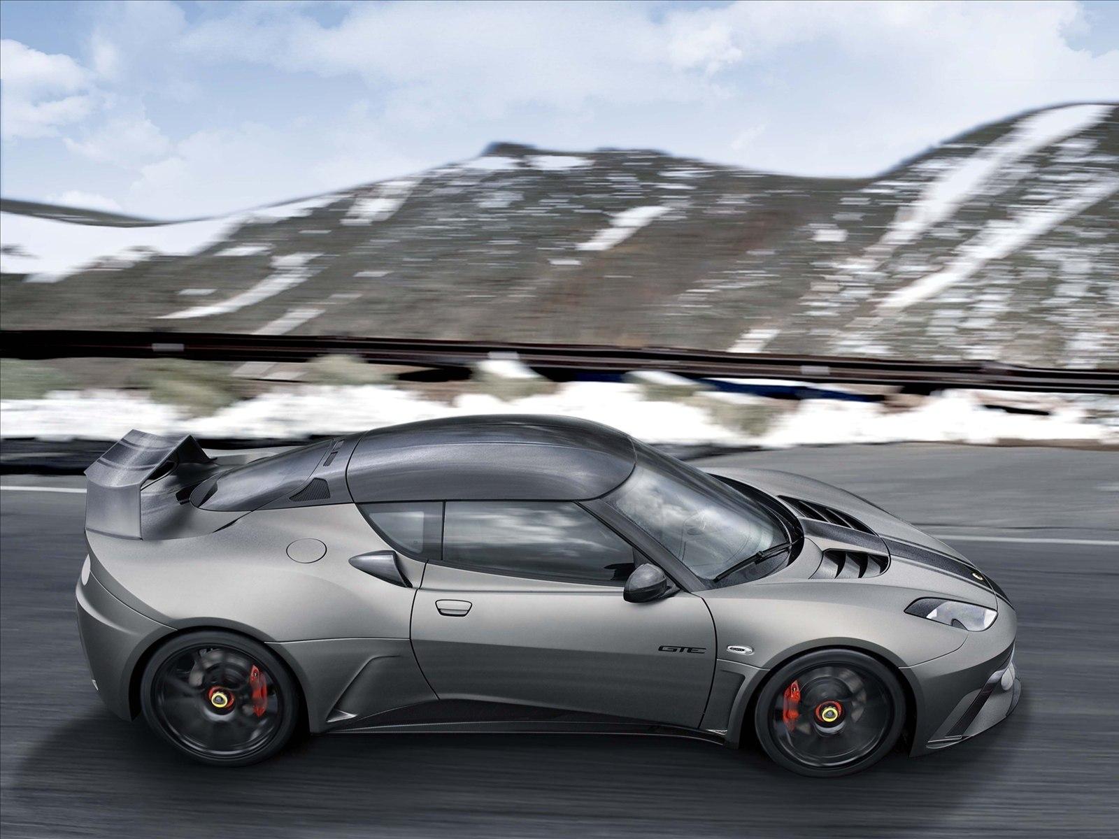 2011 Lotus Evora GTE Road Car Concept