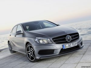 2012 Mercedes A Klass a200 Style Package W176