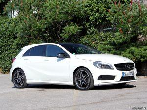 2012 Mercedes A200 CDI AMG Sport Package W176