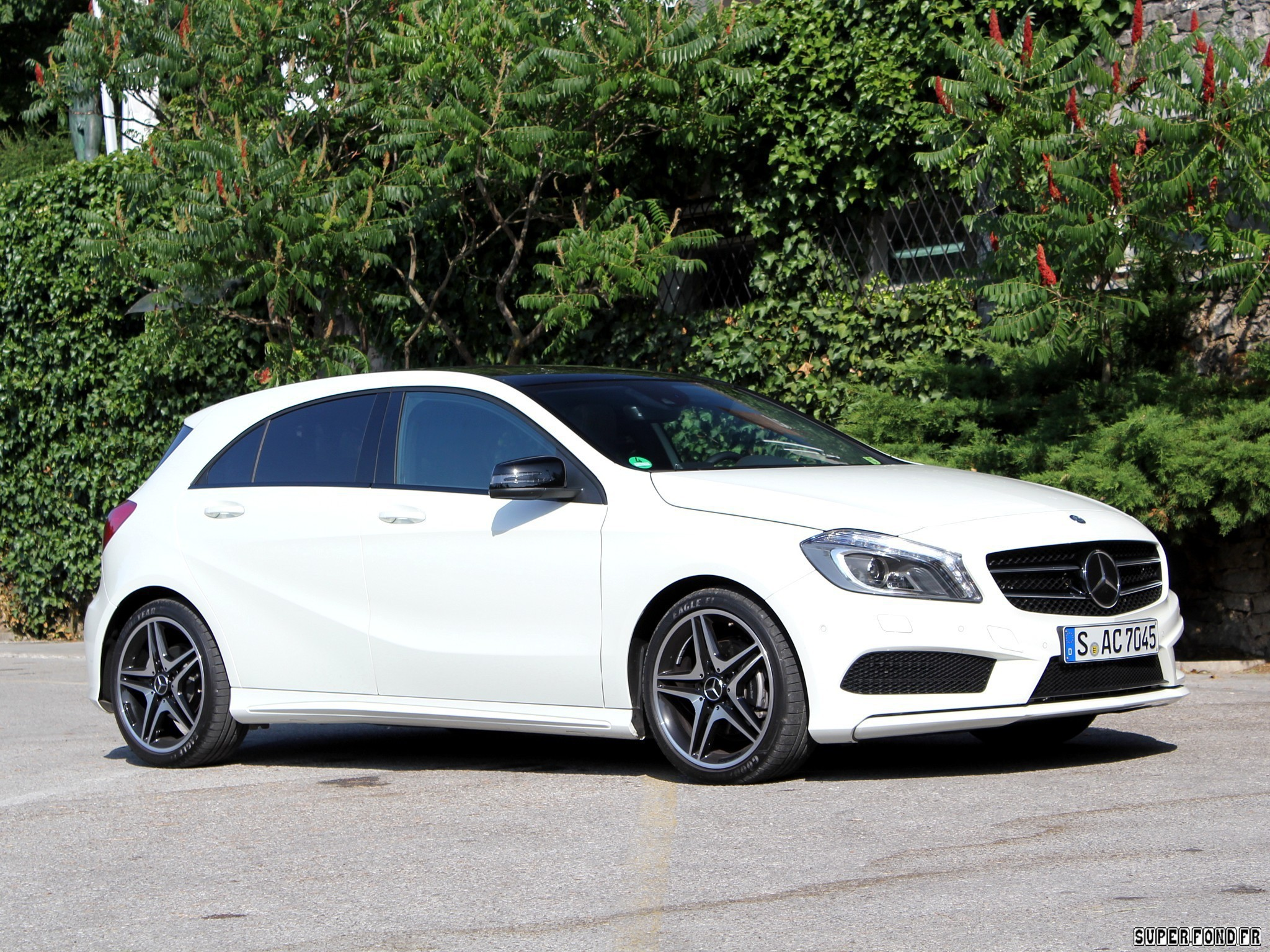 2012 Mercedes A200 CDI AMG Sport Package W176