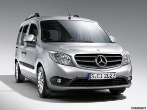 2012 Mercedes Citan Delivery Van 109 CDI