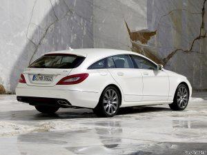2012 Mercedes CLS 250 CDI Shooting Brake x218