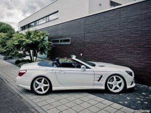 Mercedes SL 500 Graf Weckerle 2012