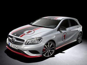 Mercedes A-Class Sport W176 (2013)