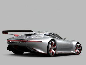 Mercedes AMG Vision Gran Turismo 2013