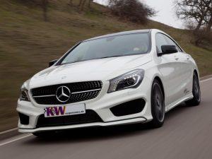 Mercedes CLA KW 2013