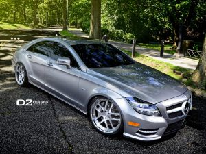 Mercedes CLS 550 D2Forged FMS08 (2013)