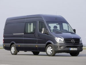 Mercedes Sprinter Van lwb High Roof 2013