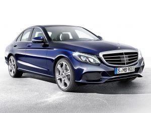 Mercedes C300 Bluetec Hybrid Exclusive Line W205 2014