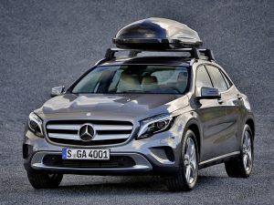 Mercedes GLA200 CDI X156 2014