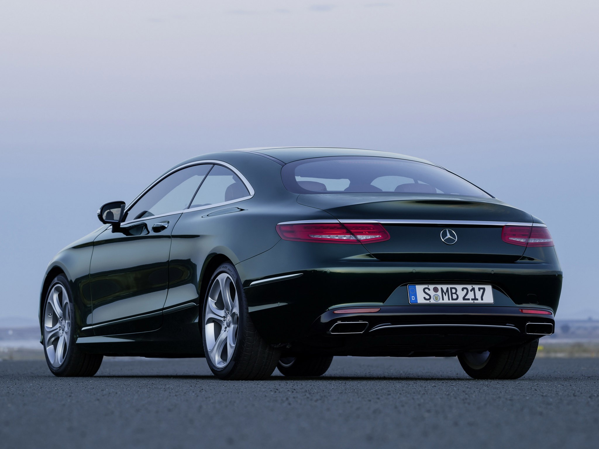 Mercedes Classe S 500 coupe 4matic c217 2014