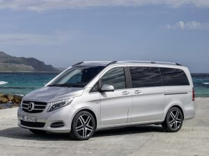 Mercedes Classe V V250 Avant-garde Bluetec 2014
