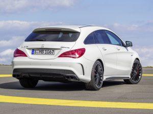Mercedes-AMG CLA45 Shooting Brake X117 2015