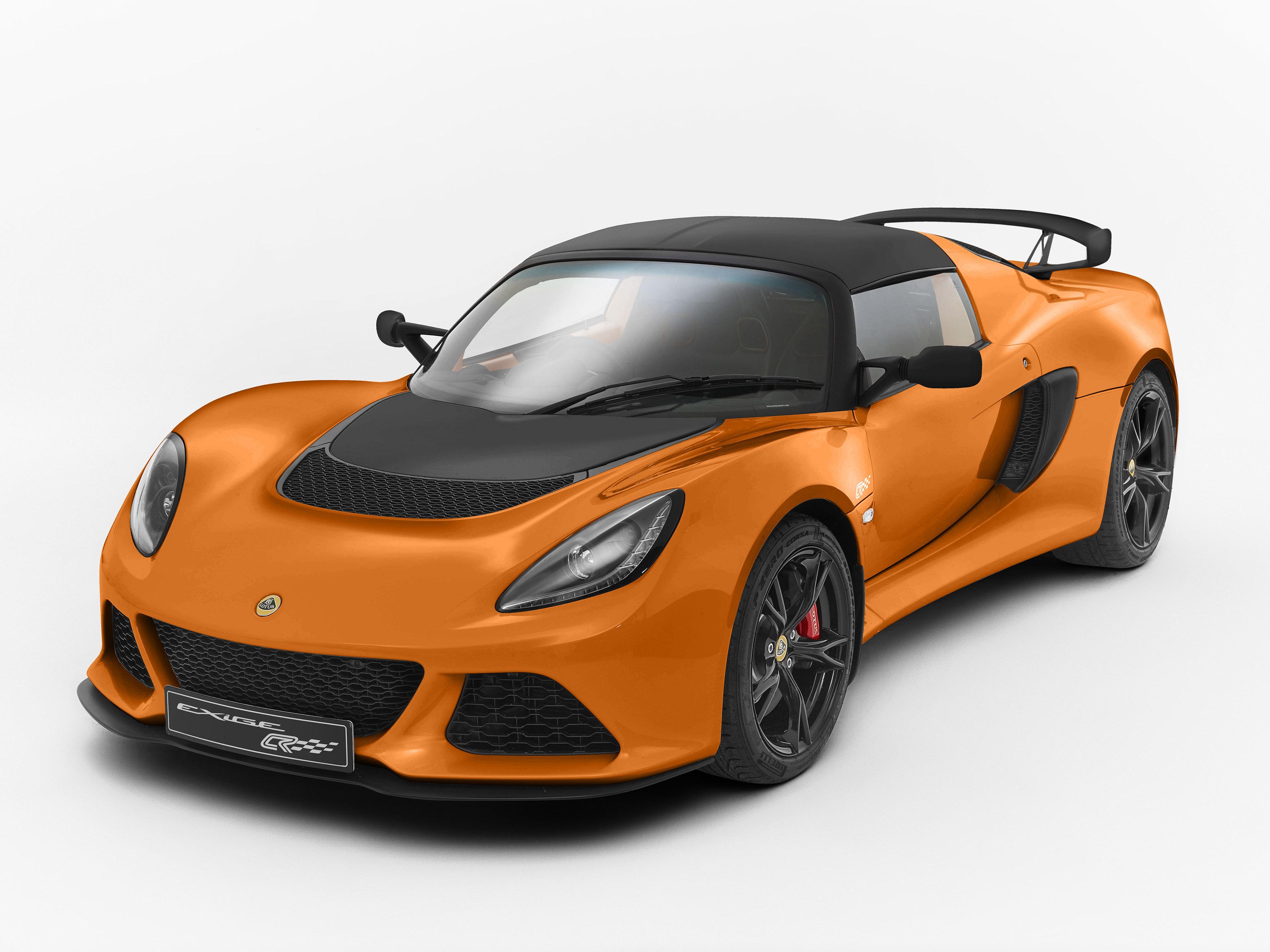 2015 Lotus Exige S Club Racer
