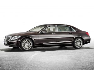 Mercedes Maybach S600 2015