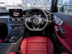 Mercedes C-Klasse C200 Coupe AMG Line C205 Australia 2016