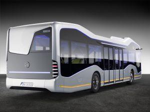 Mercedes Future Bus 2016