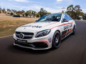 AMG Mercedes C63 S Safety-car W205 2016