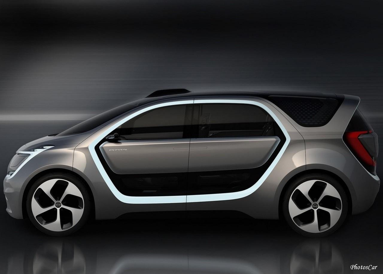 Chrysler Portal Concept 2017