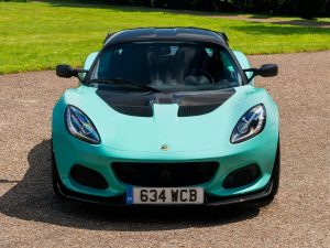 2017 Lotus Elise Cup 250