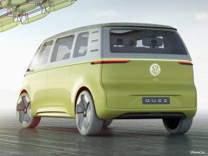 2017 Volkswagen_ID Buzz Concept