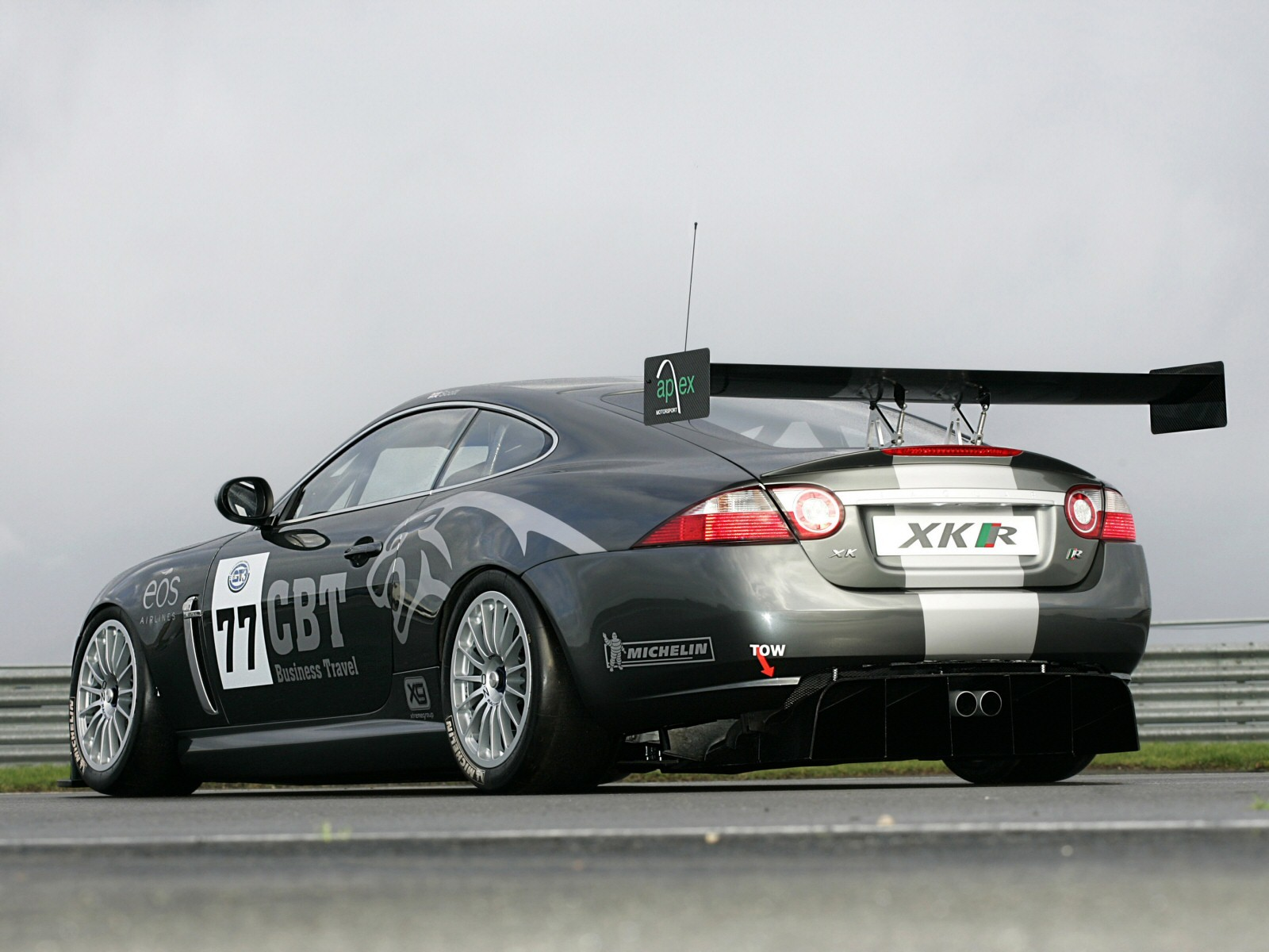 2007 Jaguar XKR GT3