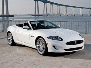 2011 Jaguar XKR Convertible USA