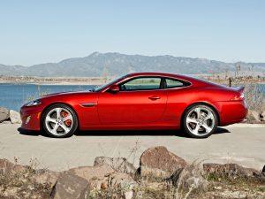2011 Jaguar XKR Coupe USA