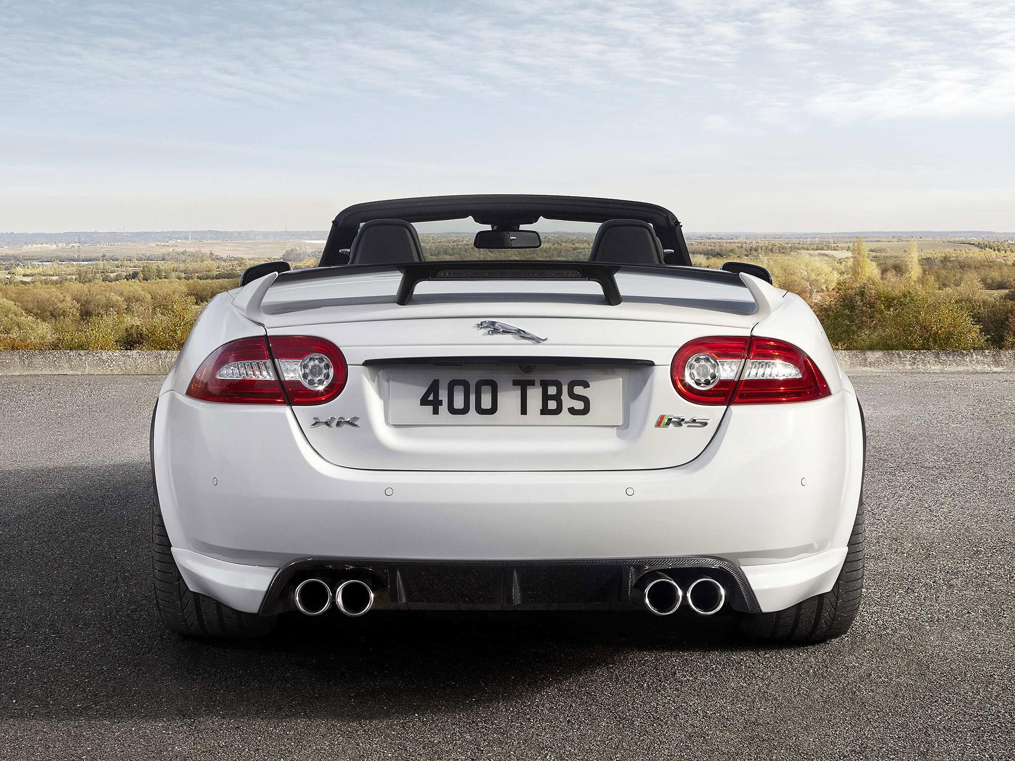 2011 Jaguar XKR-S Convertible