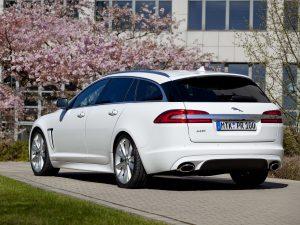 2012 Jaguar XF Sportbrake Option Pack
