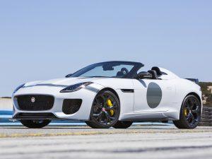 2014 Jaguar F-Type Project 7 USA