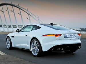 2014 Jaguar F-Type-R Coupe South Africa