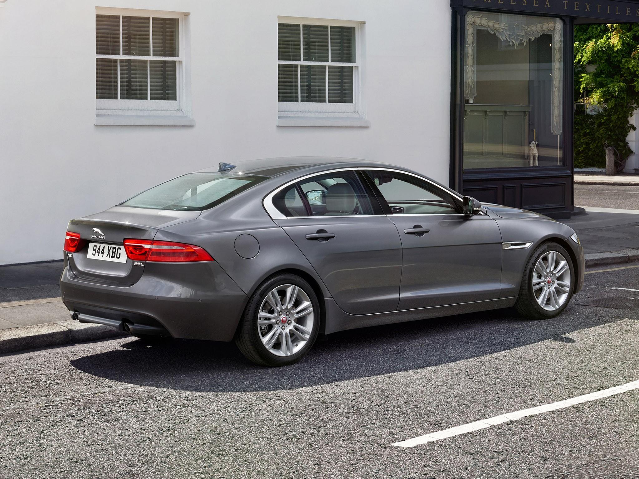 2015 Jaguar XE Portfolio