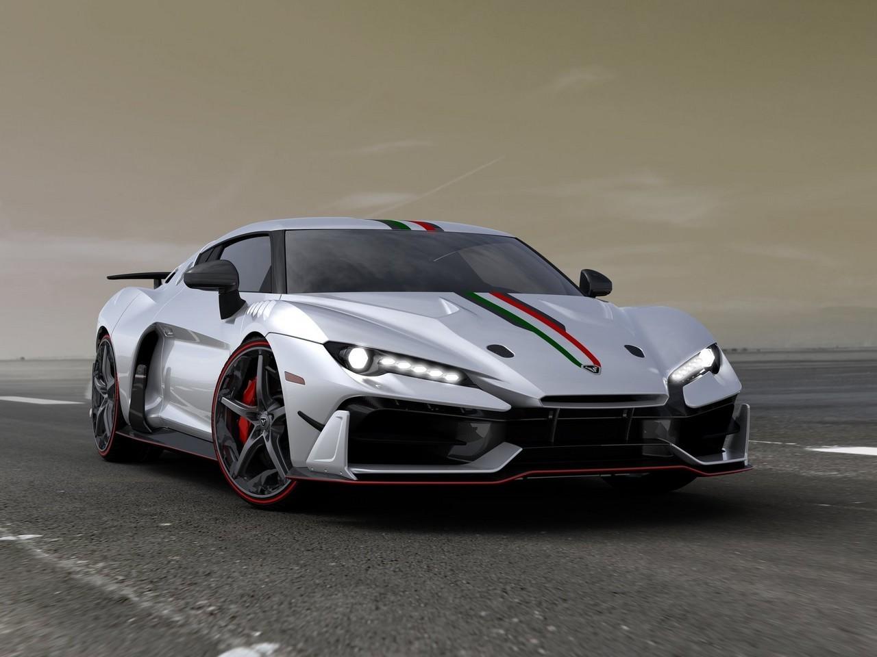 Italdesign Zerouno 2017: les 5 exemplaires de la supercar sont vendu