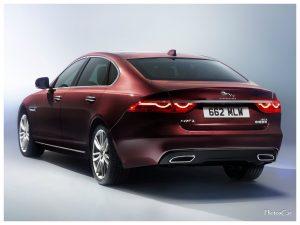 2017 Jaguar XFL