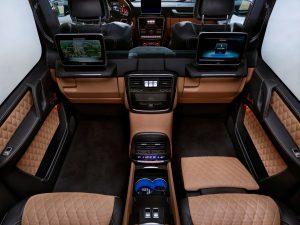 Mercedes Benz G650 Maybach Landaulet 2018