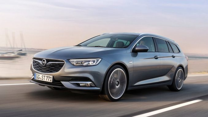 2018 Opel Insignia Sports Tourer