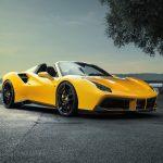 2017 Ferrari 488 Spider by Novitec