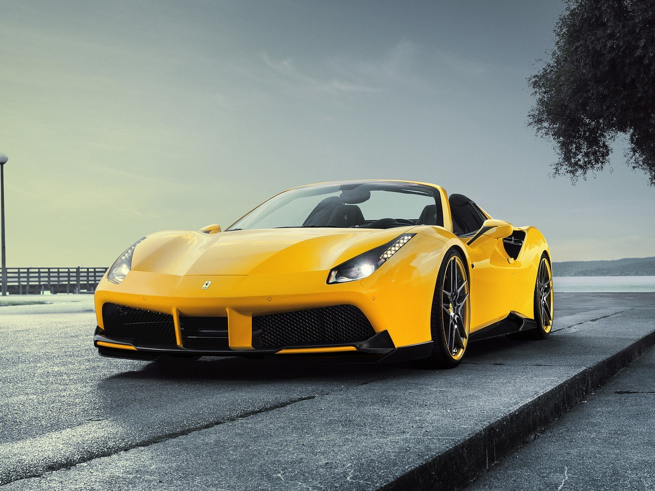 2017 Ferrari 488 Spider by Novitec
