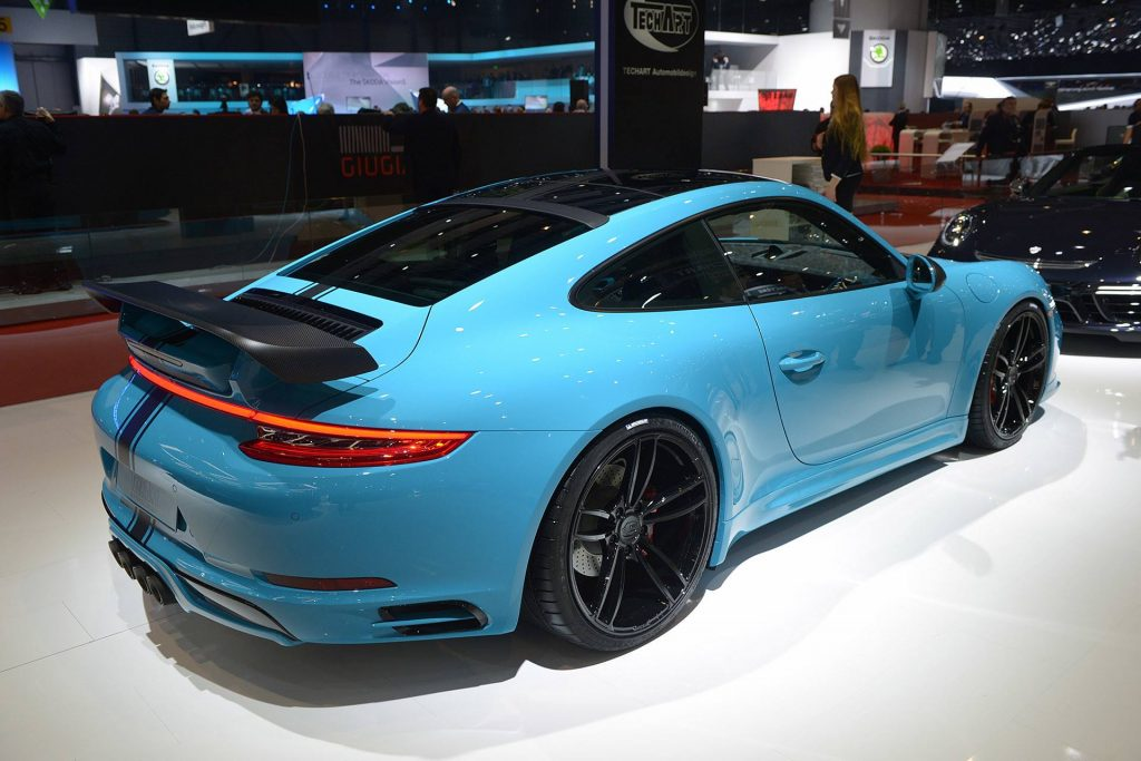 2017 Porsche 991 by Techart