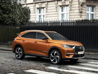 2018 Citroen DS7 Crossback