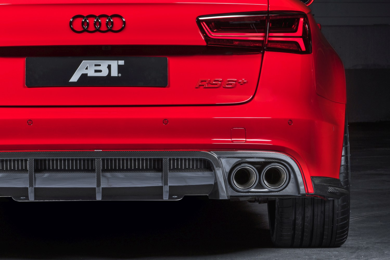 ABT 2017 - Audi RS6 Plus