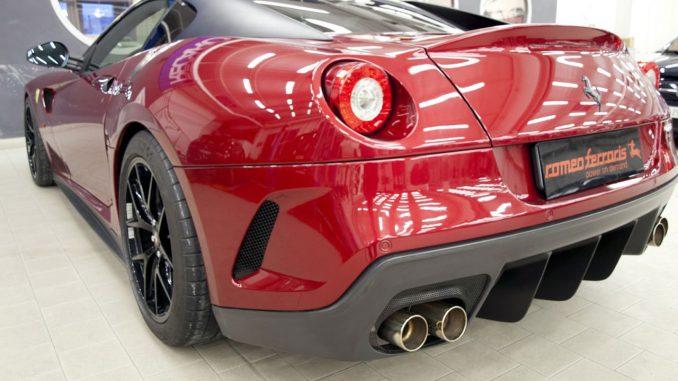 2017 Ferrari 599 GTO - Romeo Ferraris