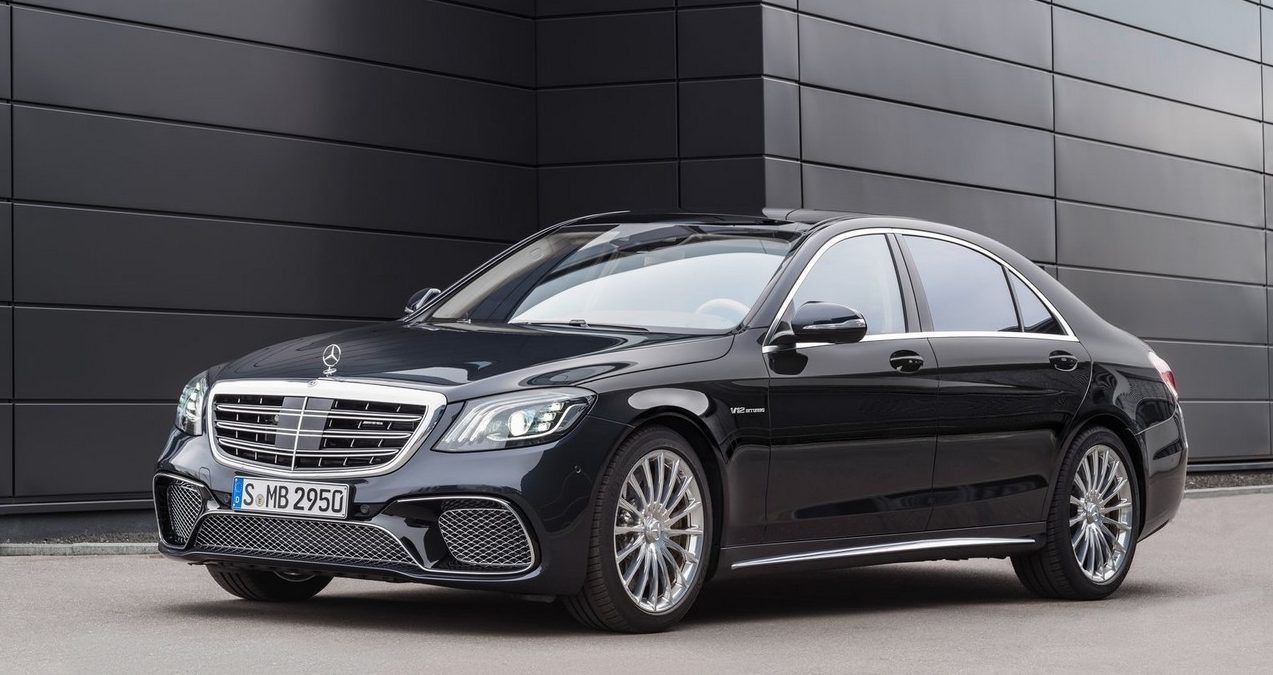 mercedes benz s65 amg 2018 moteur biturbo v8 de 4 0 litres photoscar. Black Bedroom Furniture Sets. Home Design Ideas