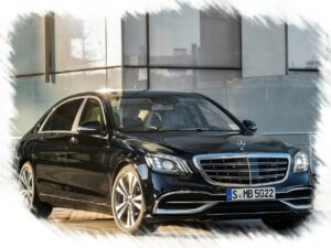 Mercedes Benz Classe S Maybach 2018