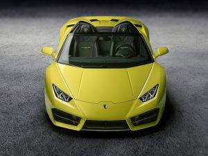 Lamborghini Huracan RWD Spyde 2017