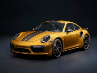 Porsche 911 Turbo S Series Exclusive